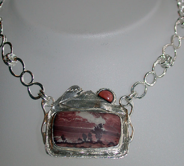 Silver Jewelry Gallery Delores Highsmith Art Jewelry